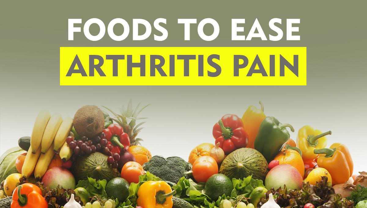 Food for Arthritis Pain