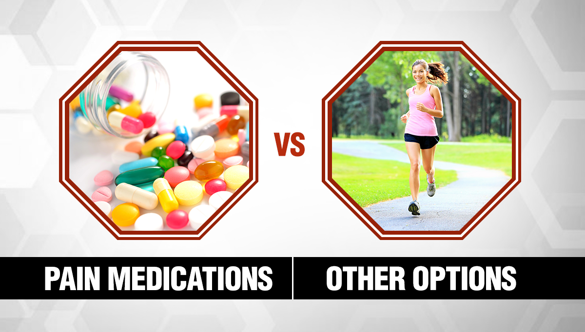 Pain Medication vs Other Options