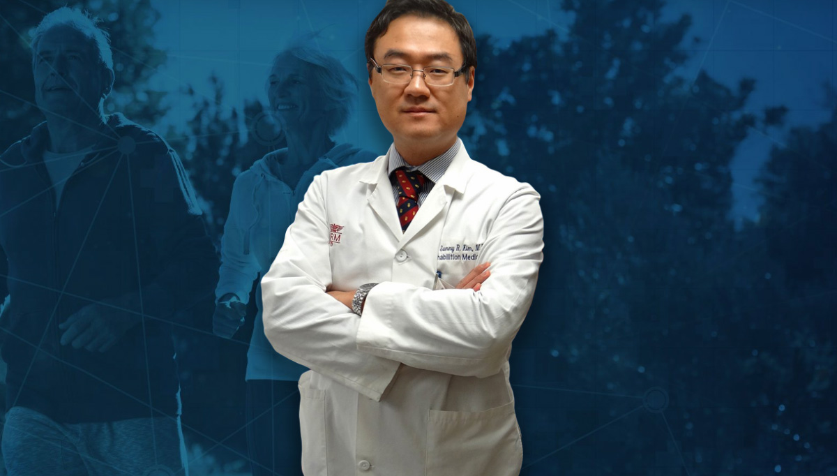 Interview with Dr Kim